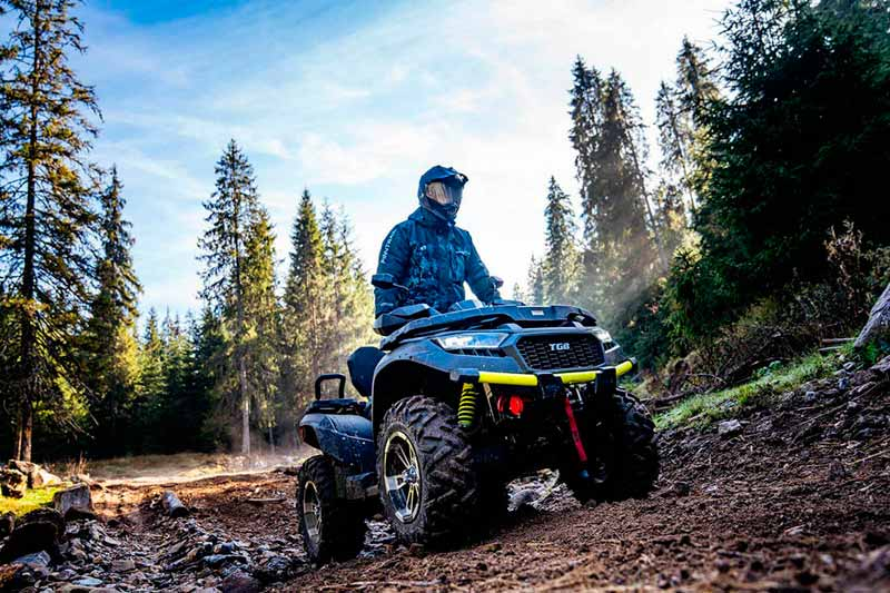 Gama TGB 2022: El mercado del ATV sigue creciendo (image)