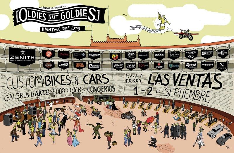 Oldies But Goldies 2017: culto a la moto (image)
