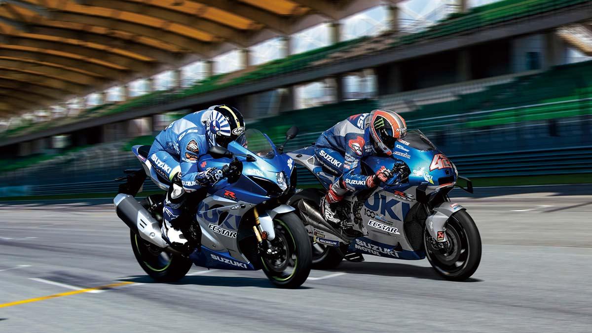 Suzuki GSX-R1000R Anniversary: herencia MotoGP (VIDEO) (image)