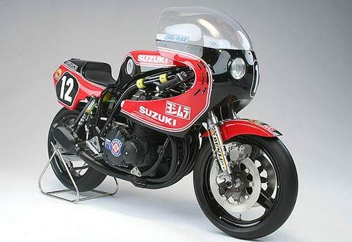 Suzuki GS 1000 R Yoshimura 1980