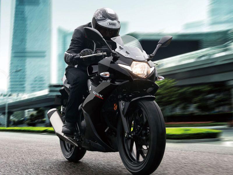 Suzuki pone precio a la V-Strom 250 y a la GSX250R (image)