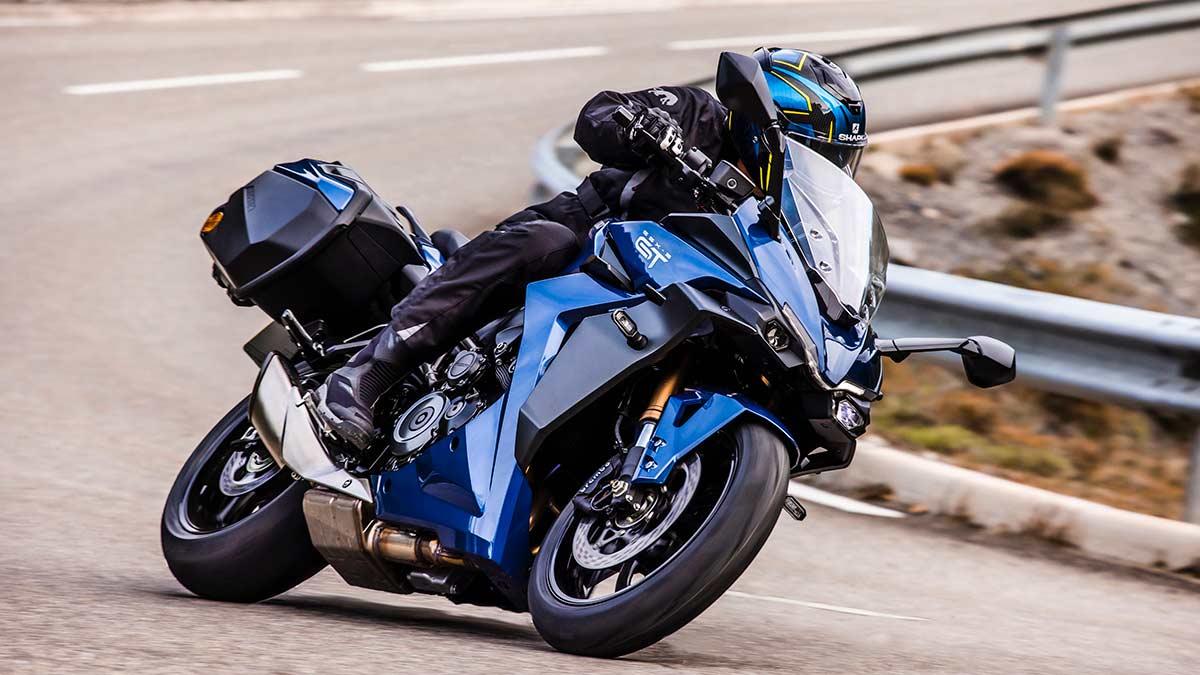 Suzuki GSX-S1000GT 2022: Equilibrio sport-turismo (VIDEO) (image)