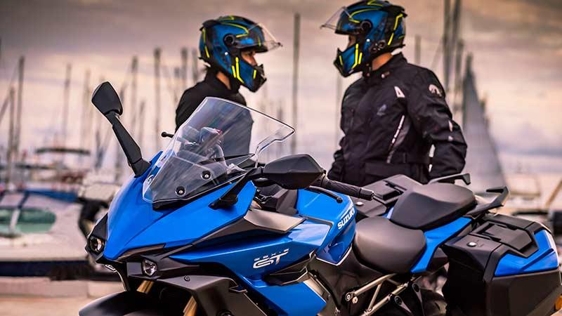 suzuki GSX S1000GT 2022 03