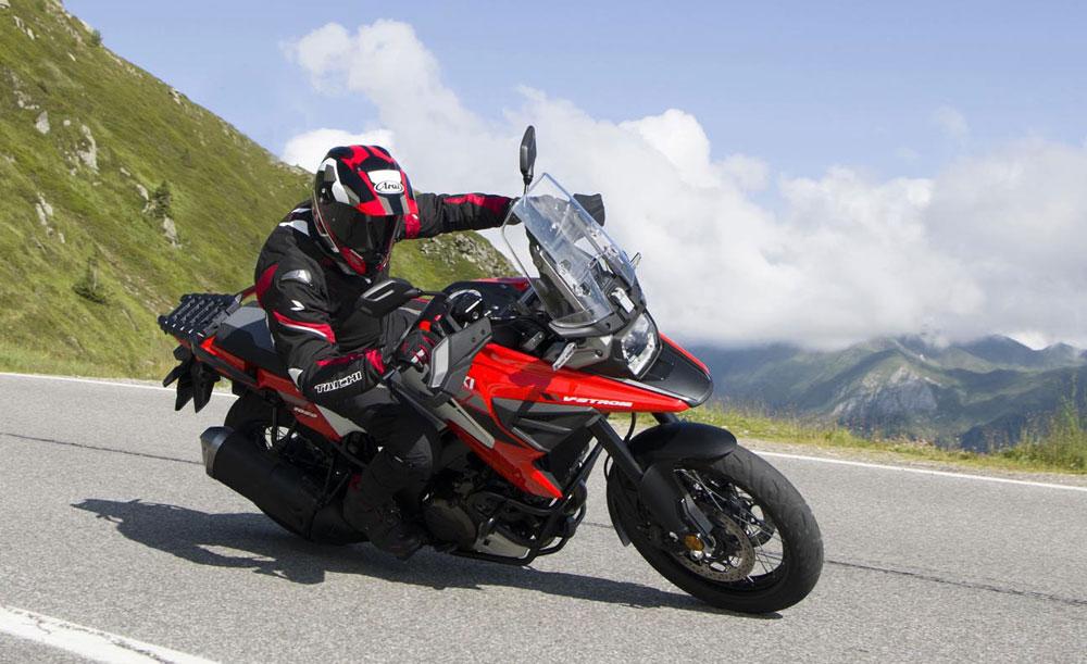 Precio y disponibilidad Suzuki V-Strom 1050 (image)