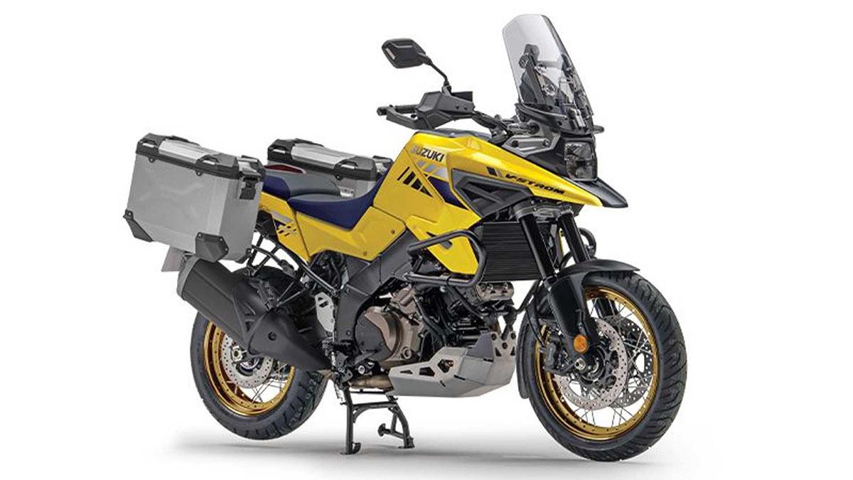 Suzuki V-Strom 1050 XT Pro: todavía más aventurera (image)