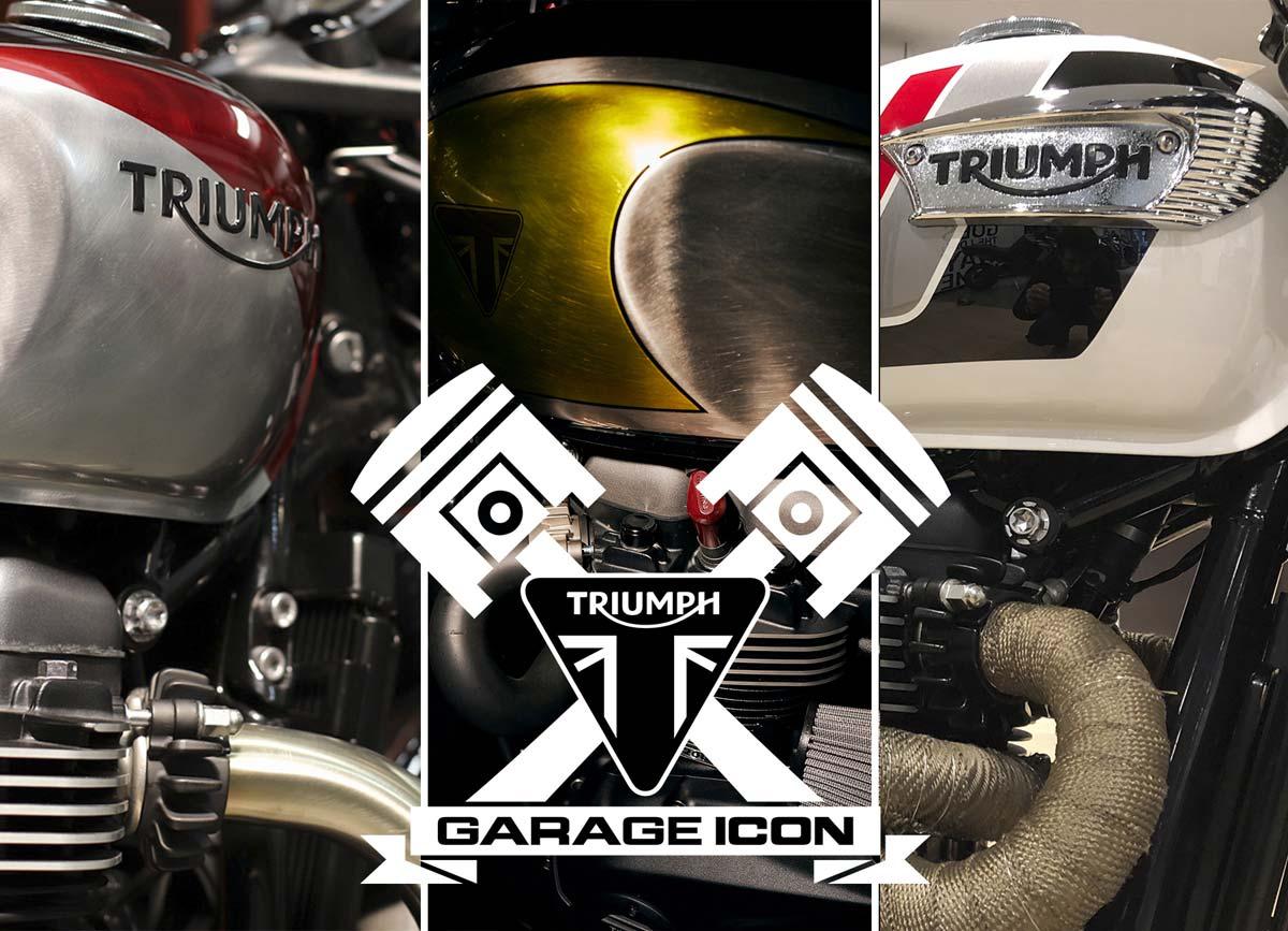 "Participa en Triumph ""The Icon 2020"" y llévate 250 € de regalo (image)"