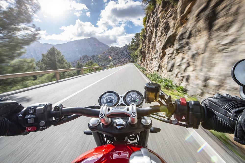 Triumph te premia con 500 € por usar su sistema de venta online (image)