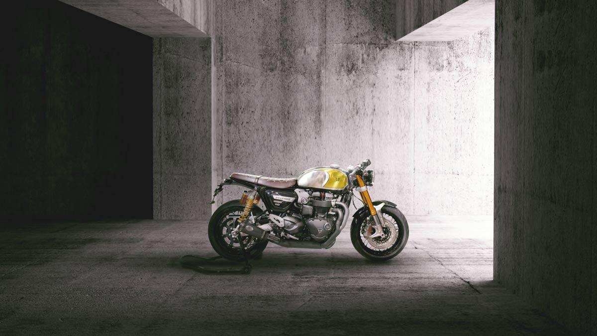 Triumph Speed Twin MQ#4: The Icon 2020 (image)