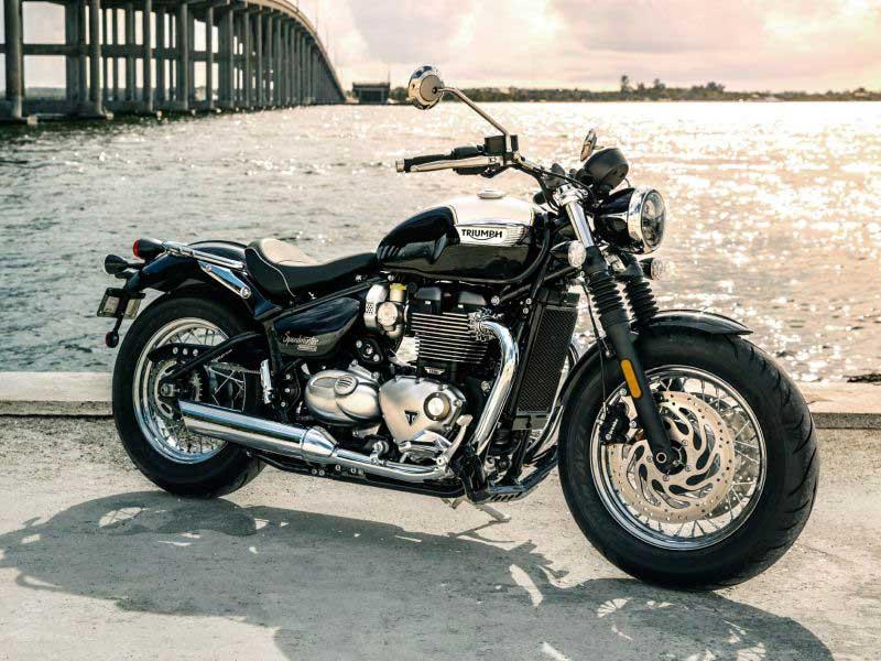 Nueva Triumph Bonneville Speedmaster (image)