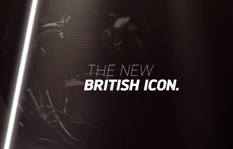 Triumph anuncia su nueva Bonneville Speedmaster 2018 (image)