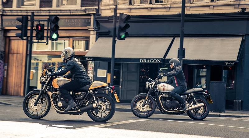 Triumph: regalos de hasta 1.000 euros por la compra de una moto nueva (image)
