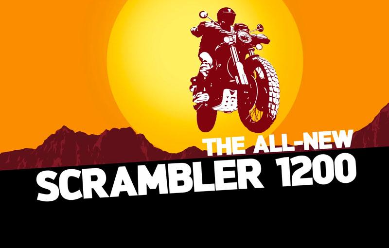 Triumph anuncia la nueva Scrambler 1200 (image)