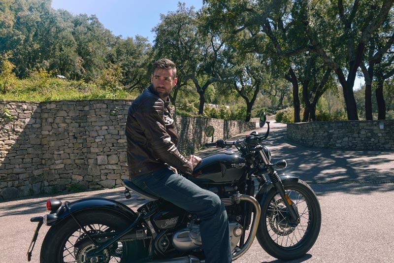 Moda retro: claves vintage para ir a la última en moto (image)