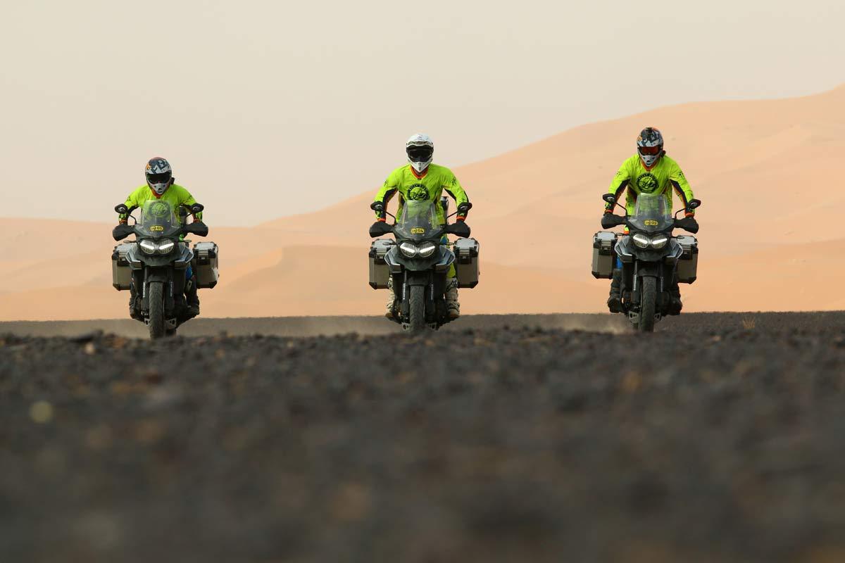 BillyGoatGarage presenta Experience Adventure Triumph Spain (image)