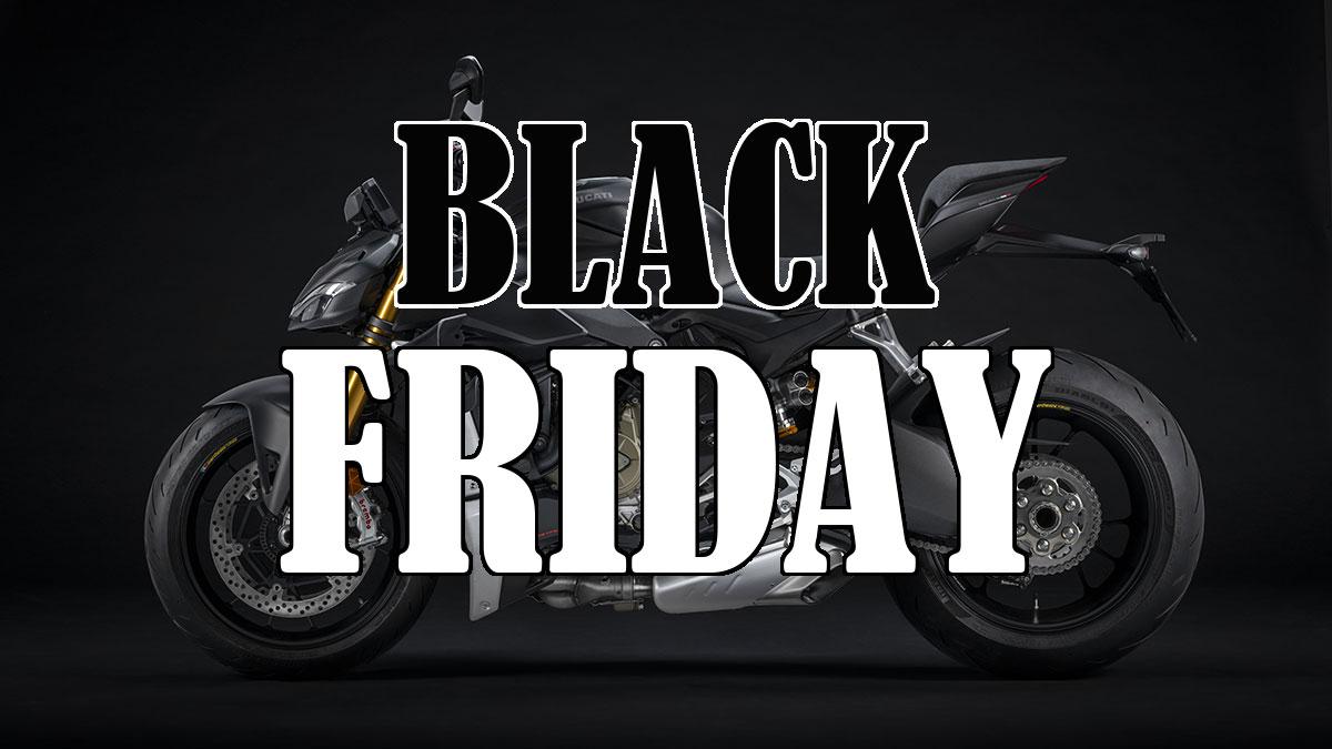 Black Friday, las mejores ofertas para hacerte con una moto nueva (image)