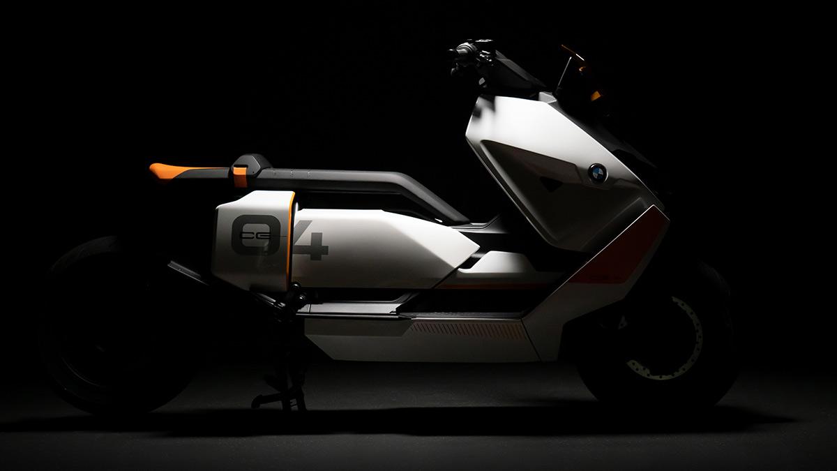 BMW Concept Definition CE 04 2021: la nueva generación de scooters eléctricos (image)