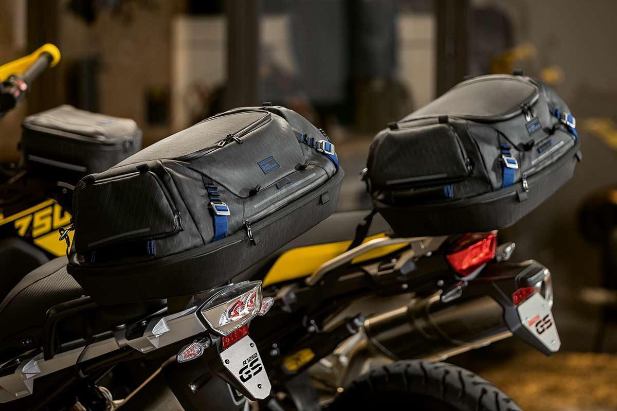BMW Black Collection: bolsas blandas para cualquier situación (image)