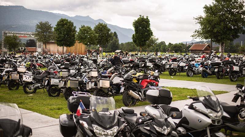 Los BMW Motorrad Days 2018 se celebrarán en Sabiñánigo (image)