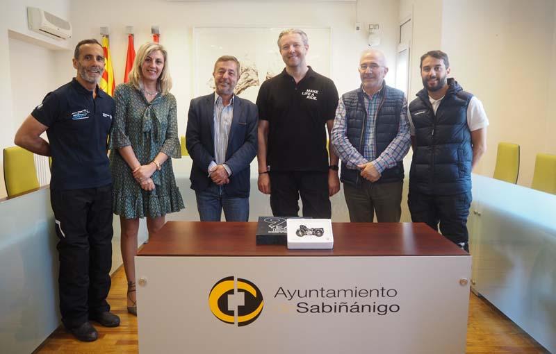 bmw motorrad days 2018 noticia sabinanigo