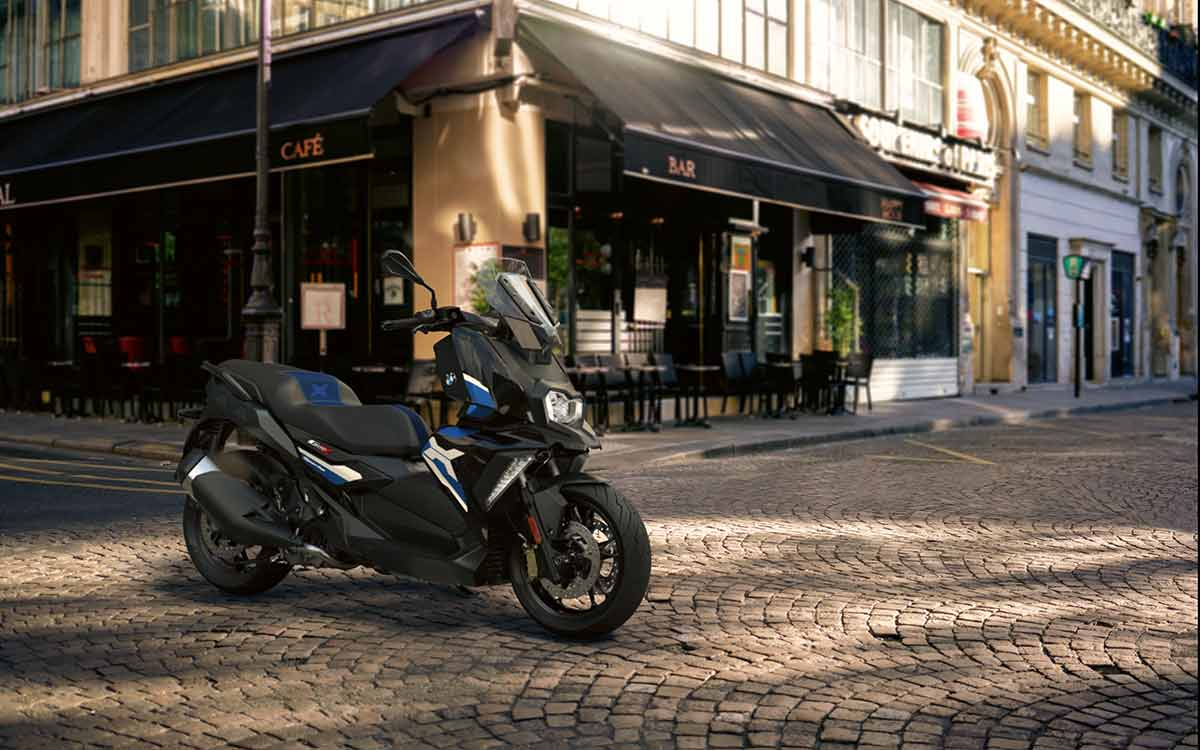 BMW C 400 X y GT 2021: novedades en los scooters de media cilindrada bávaros (image)