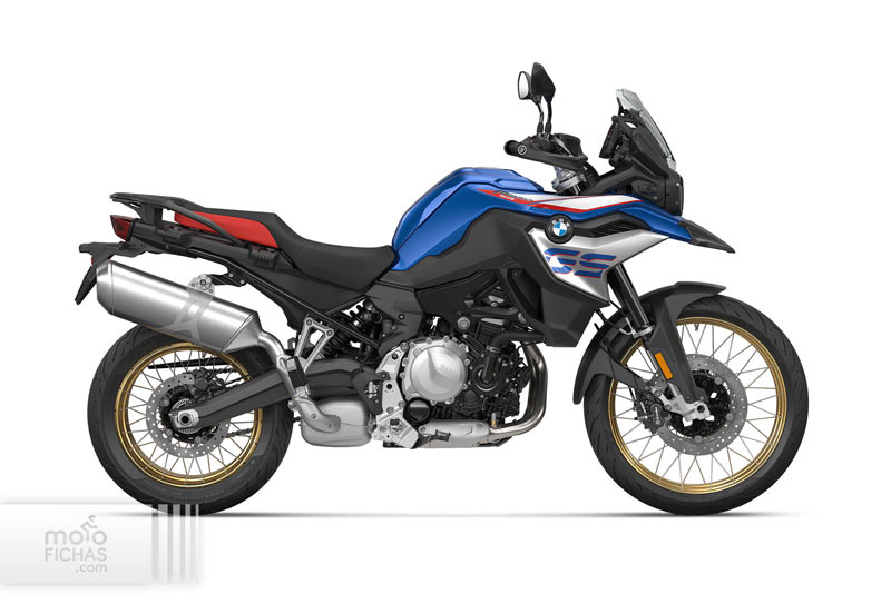 bmw f 850 gs 2021 estudio rallye