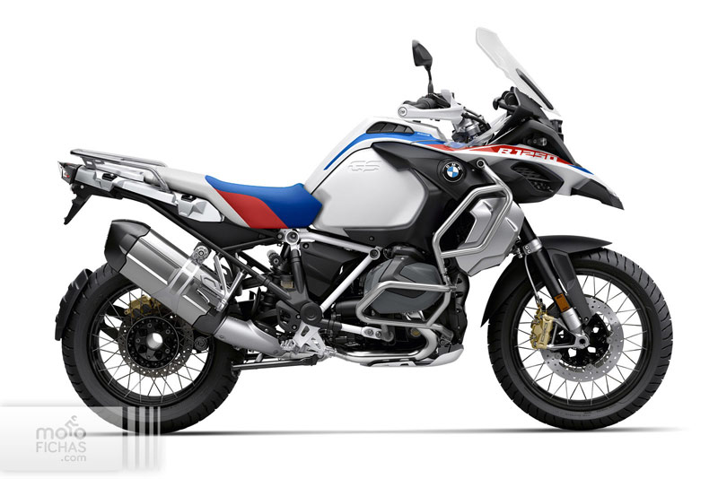 bmw r 1250 gs adventure 2021 estudio rallye