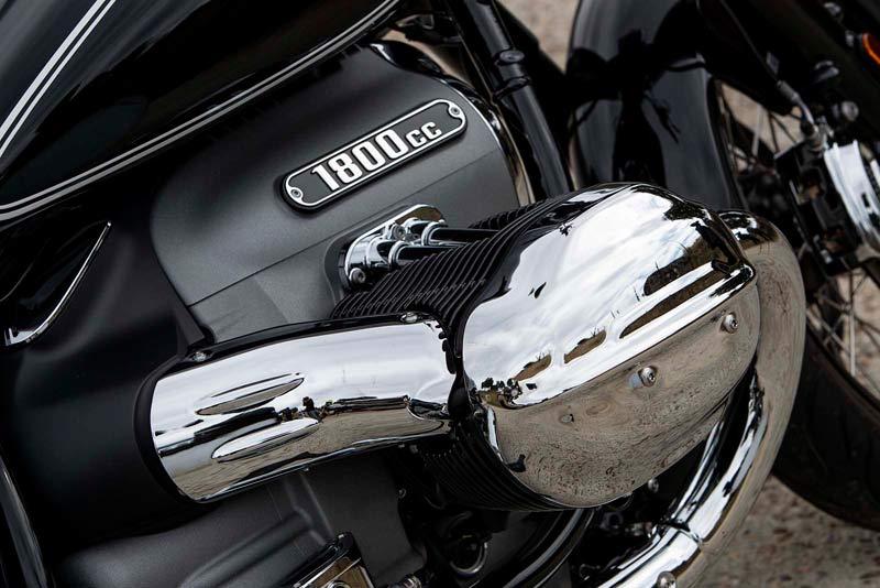 bmw r 18 prueba motor