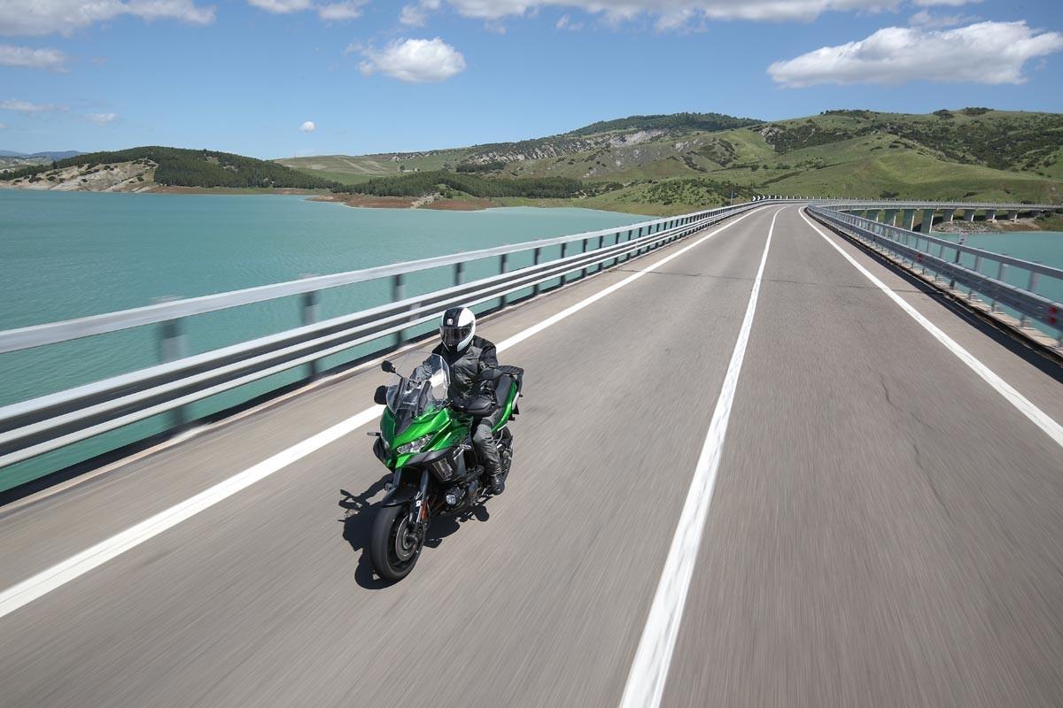 Prueba Bridgestone Battlax T32: ruta en Italia (image)