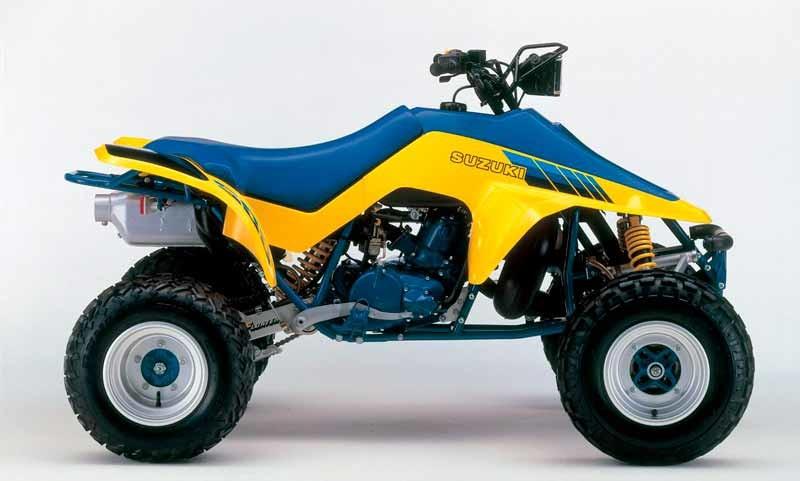 suzuki lt 500 quad racer