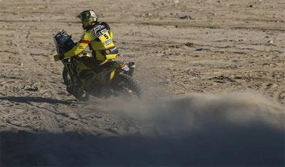Svitko gana la 10ª etapa del Dakar y Price se consolida (image)
