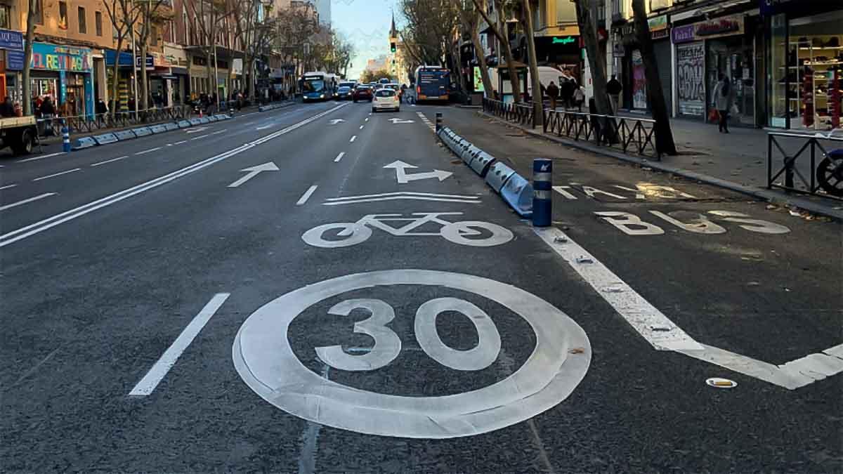 ¿Conoces los nuevos límites de velocidad establecidos por la DGT? (VIDEO) (image)