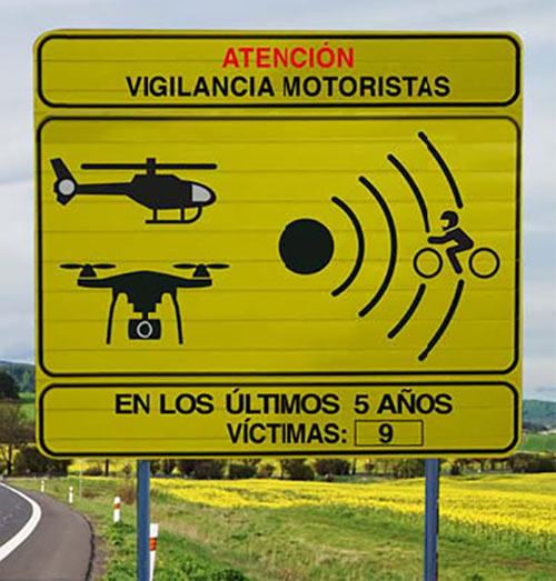 dgt tramos peligrosos moto 01