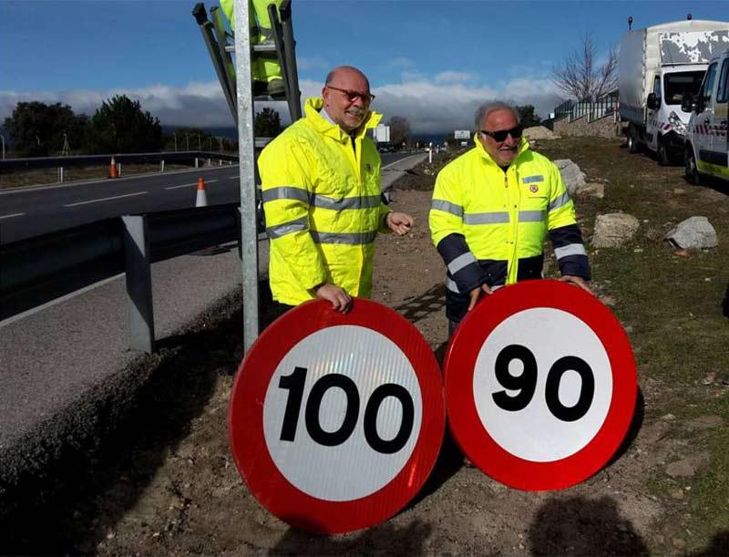 Los nuevos límites de velocidad (image)