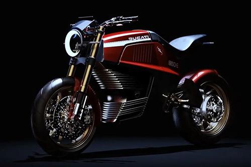 Ducati 860 E Italdesign 02