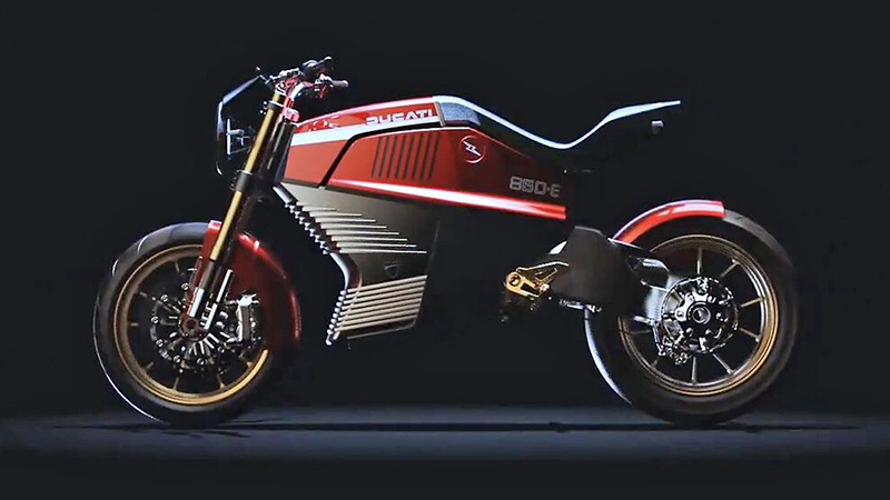 Ducati 860 E Italdesign 04