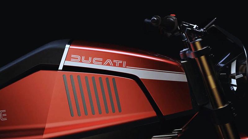 Ducati 860 E Italdesign 05