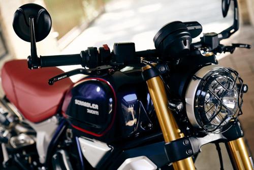 Ducati Scrambler 1100 Sport Pro Scuderia Club Italia 02