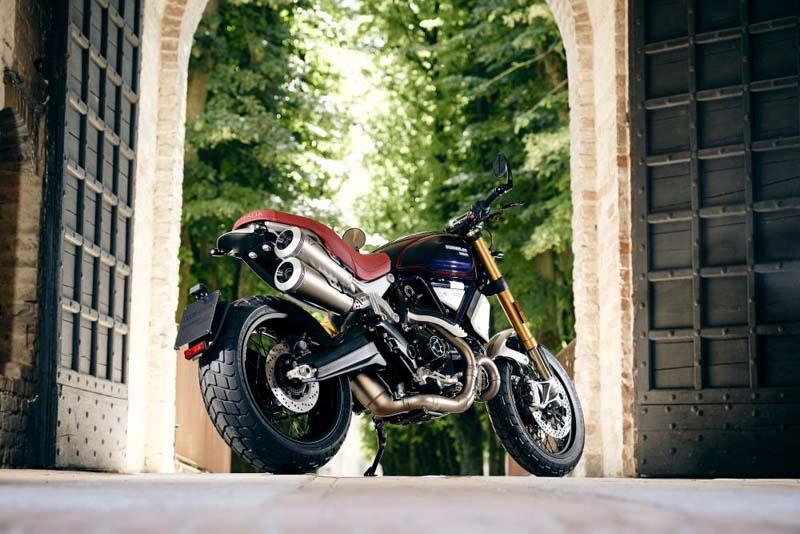 Ducati Scrambler 1100 Sport Pro Scuderia Club Italia 04