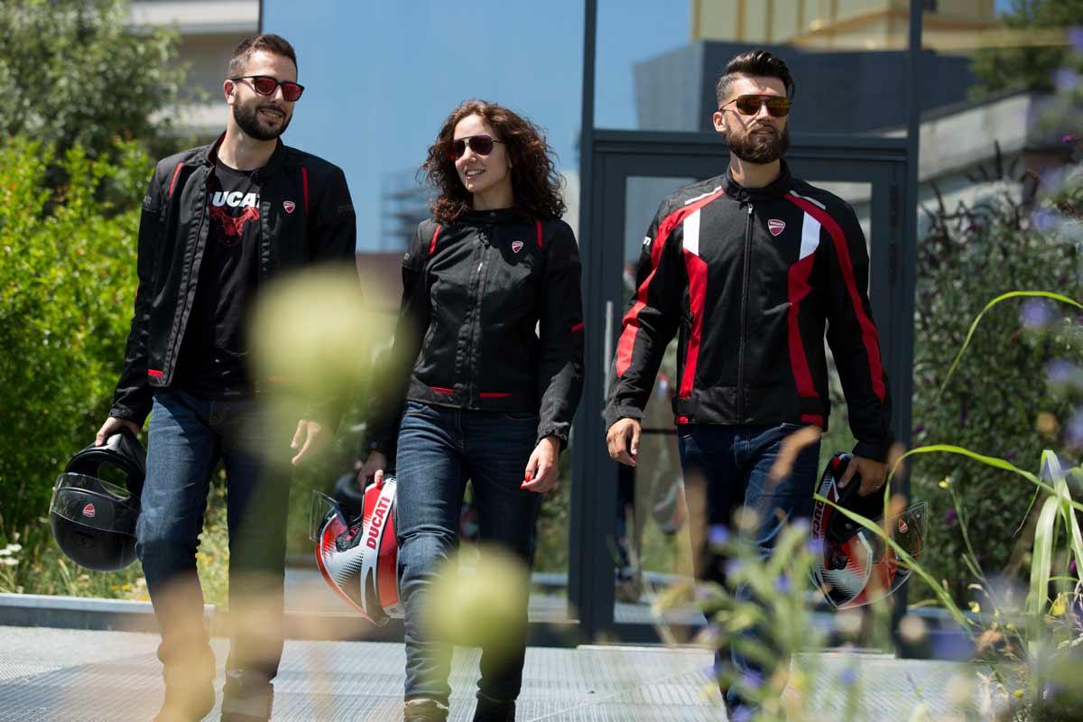 Chaquetas ventiladas Ducati: ¡Bienvenido verano! (image)