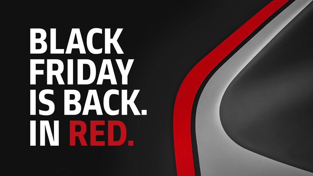 Llega el Black Friday de Ducati (image)