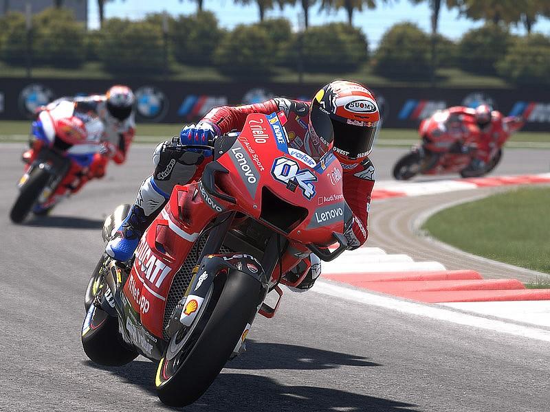 Ducati salta de la pista a la pantalla (image)