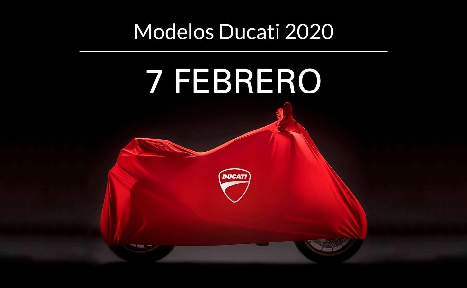 Presentación de modelos 2020 y sorteo en Ducati Madrid (image)