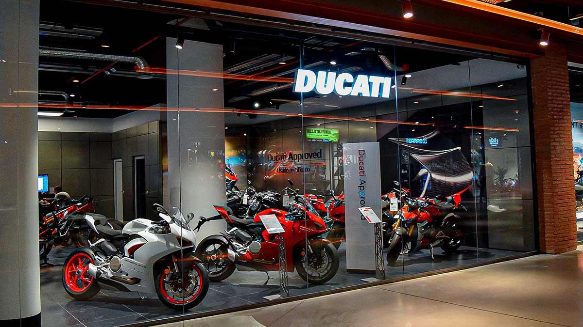 Ducati Madrid Sur, el punto de encuentro de ducatistas en X-Madrid (image)