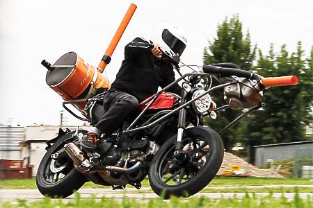 Espían la nueva Ducati Scrambler (image)