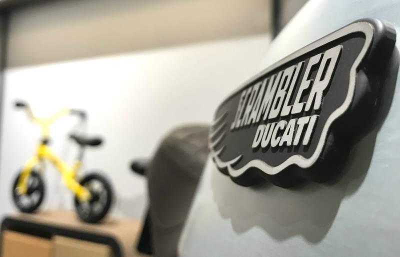 Ducati inaugura su primera tienda Scrambler en España (image)