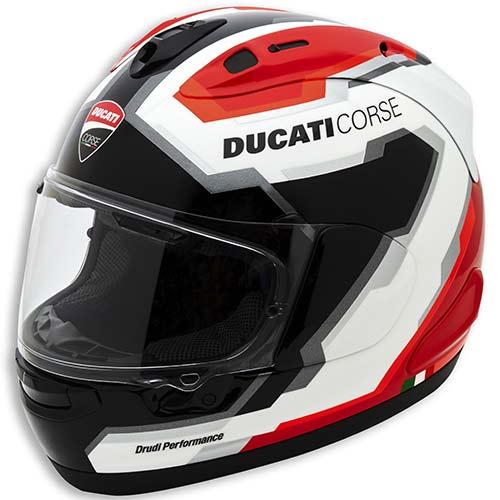 equipamiento Ducati DC V5 2021 2