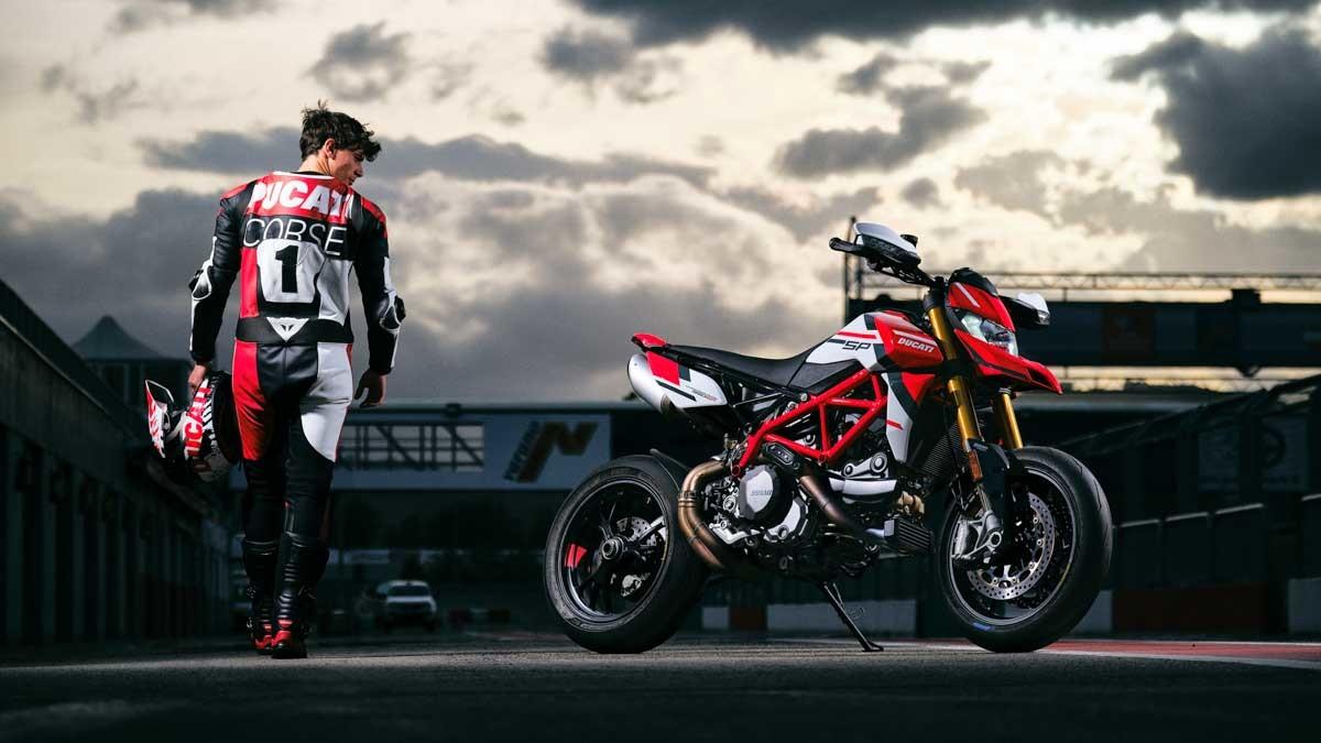 Ducati Hypermotard 950 SP 2022: nueva imagen (image)