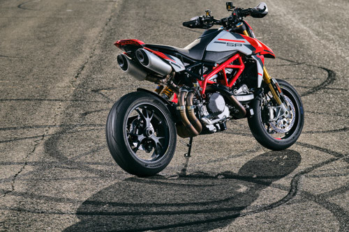 Ducati Hypermotard 950 SP 2022 02
