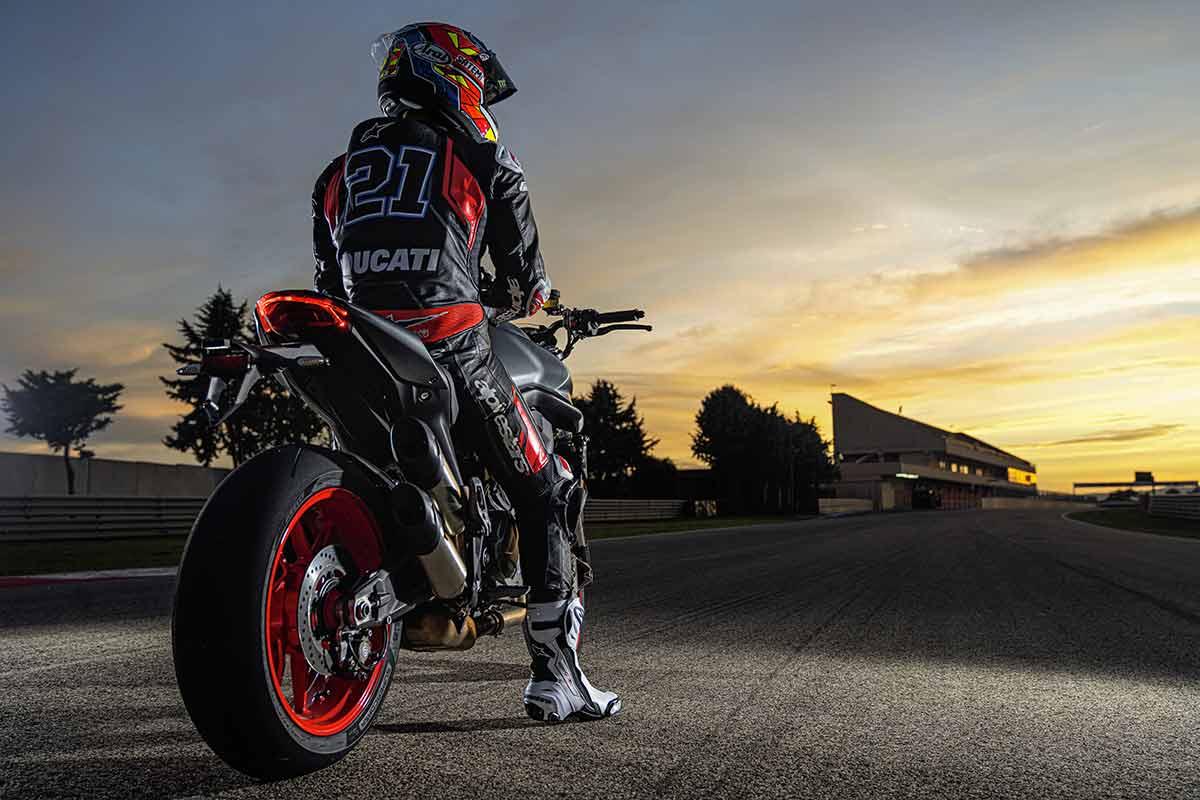 ¿Quieres conocer la nueva Ducati Monster?   (image)