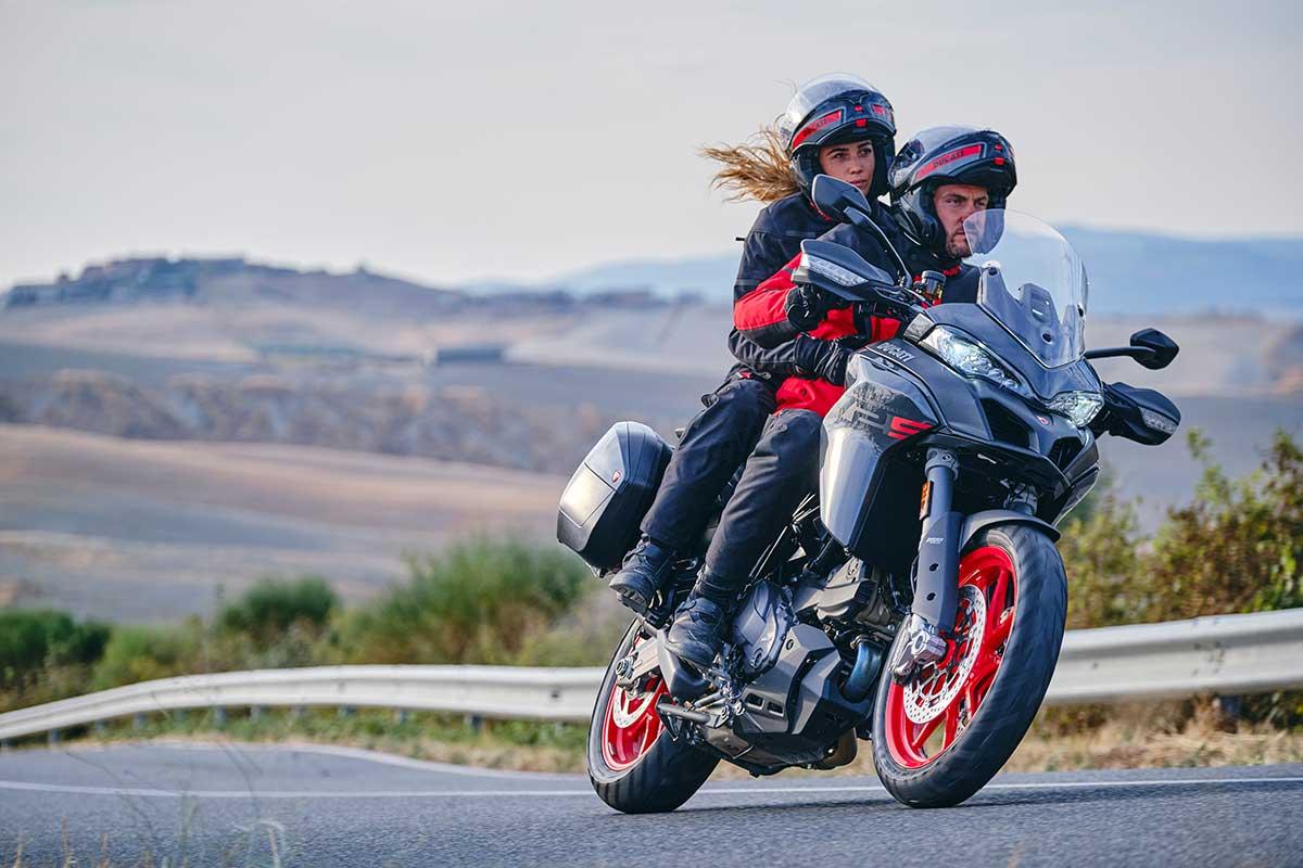 Ducati Multistrada V2 2022: Respeto a la tradición (VIDEO) (image)